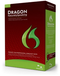 . Dragon Naturally Speaking - Spanish Professional Version 12